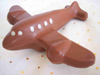 a picture of a chocolate aeroplane