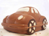 a picture of a chocolate beetle car