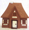 a picture of a chocolate house